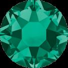Swarovski Flat Backs Hotfix 2078 SS16 Emerald 205