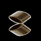tube beads 11mm