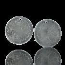 coin pendants 27mm Arabic symbols