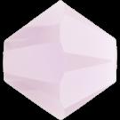 Swarovski Beads 5328 5mm XILION Bicone Rose Alabaster