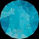 Swarovski Roundstones 1088 8MM CHATON Caribbean BlueOpal 394