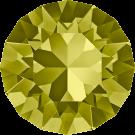 Swarovski Roundstones 1088 8MM CHATON Khaki 550