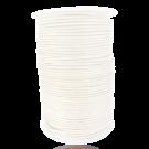 wax cord 2mm cotton white round